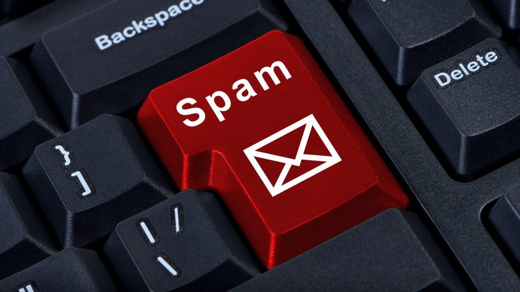 Webform Spam