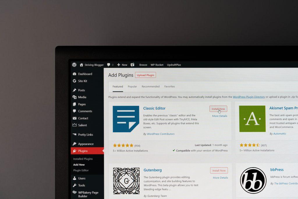 WordPress plugin